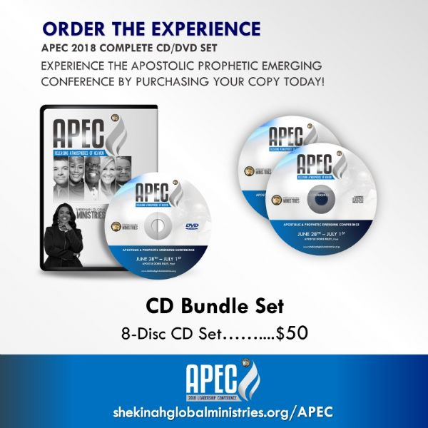CD BUNDLE 8-Disc Set