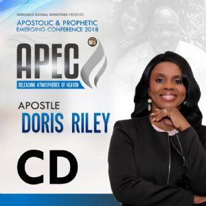 Apostle Doris Riley CD
