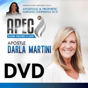 Apostle Darla Martini DVD