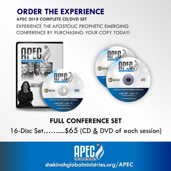 FULL CONFERENCE 16-Disc Set